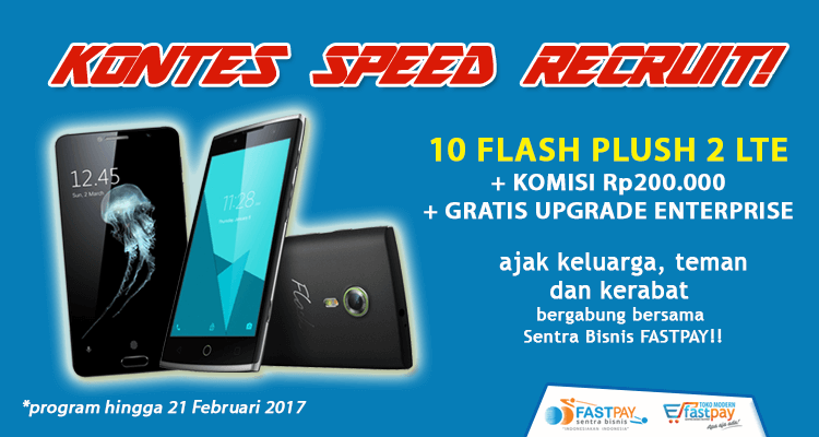 FASTPAY Speed Recruit SBF