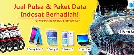 Promo Indosat Umroh Fastpay