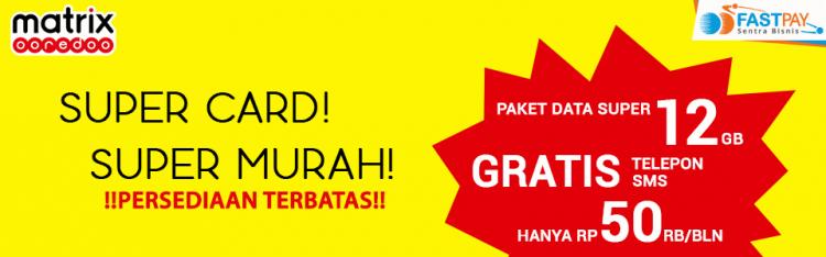 Promo Matrix Indosat