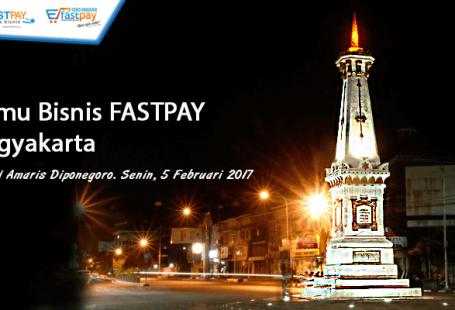 Temu Bisnis FASTPAY Yogyakarta